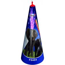 Конусный фонтан Килиманджаро