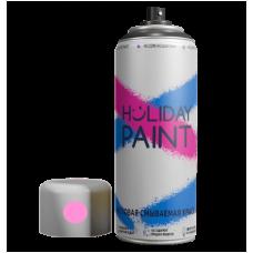 Меловая смываемая краска розовая