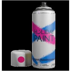 Меловая смываемая краска малиновая