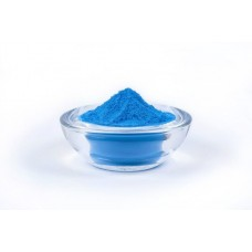 Краски Холи - синяя