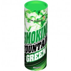 Цветной дым зеленого цвета (Maxsem 45 сек.)