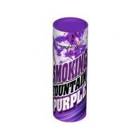 Цветной дым фиолетового цвета (Maxsem 45 сек.)