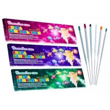 Цветные бенгальские огни 16 см (6шт)