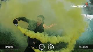 MA0509 Yellow HD 1080p