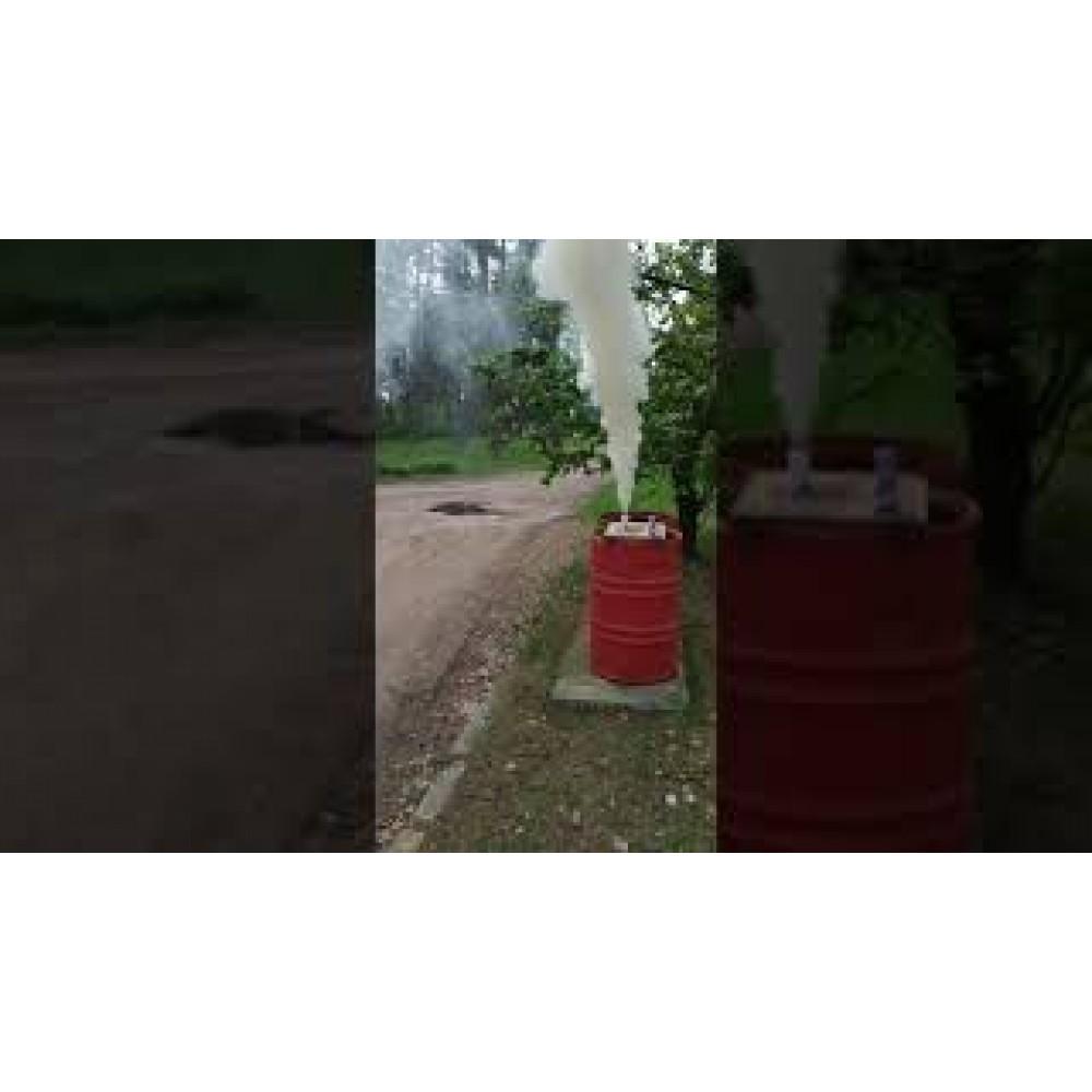 Цветной дым белого цвета (Maxsem 45 сек.)